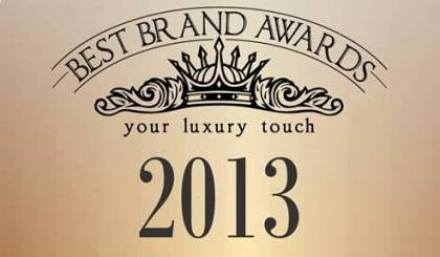 Best Brand Awards, 2013