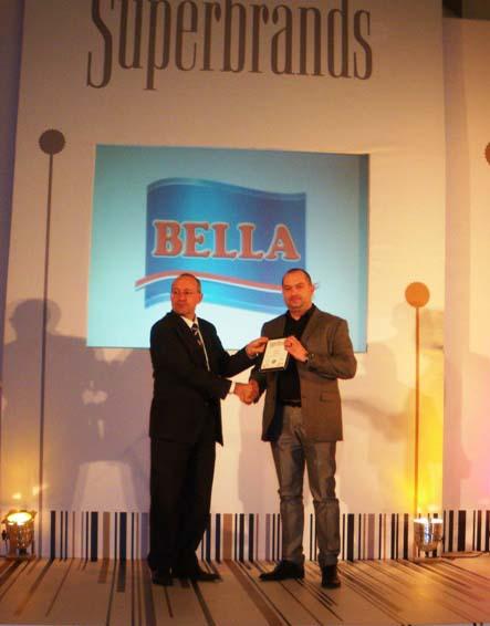 Bella Superbrands (2011-2012)