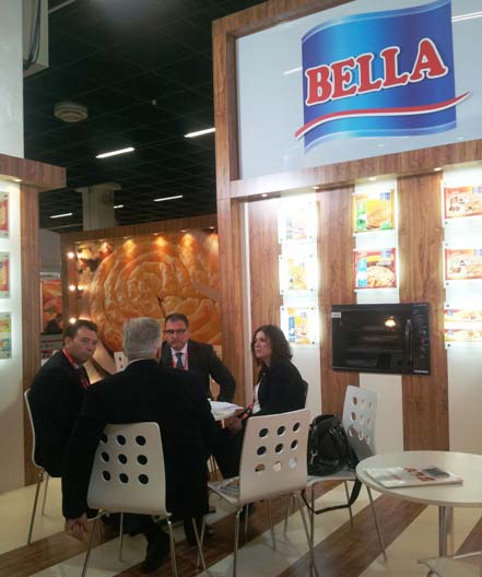 Bella at Anuga 2013