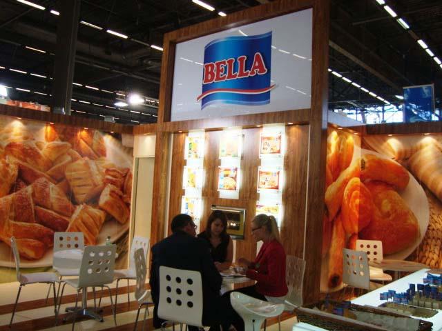 Bella at SIAL 2013