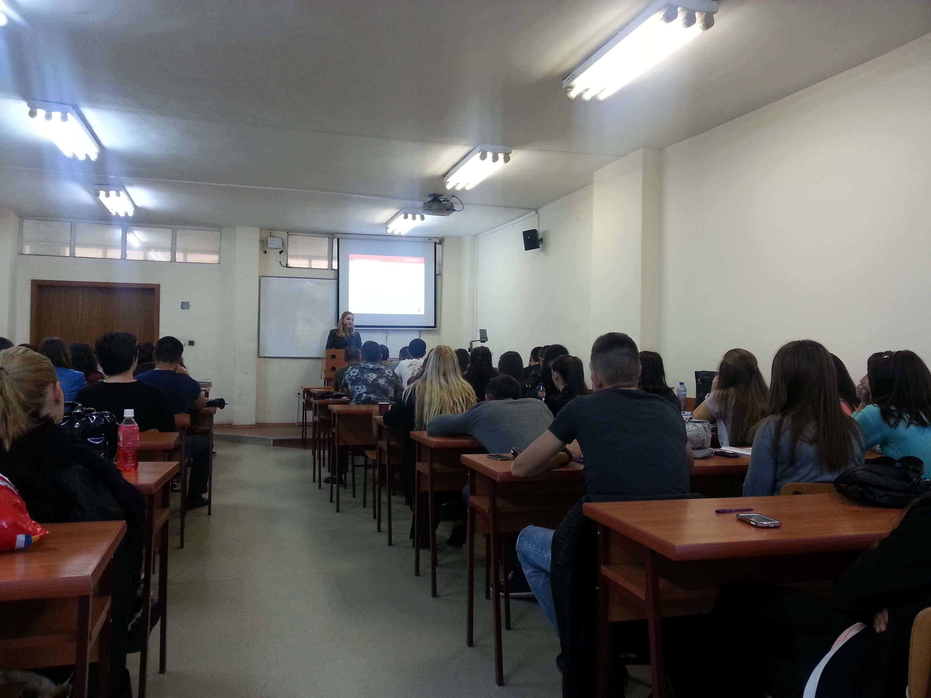 Bella Academy Students
