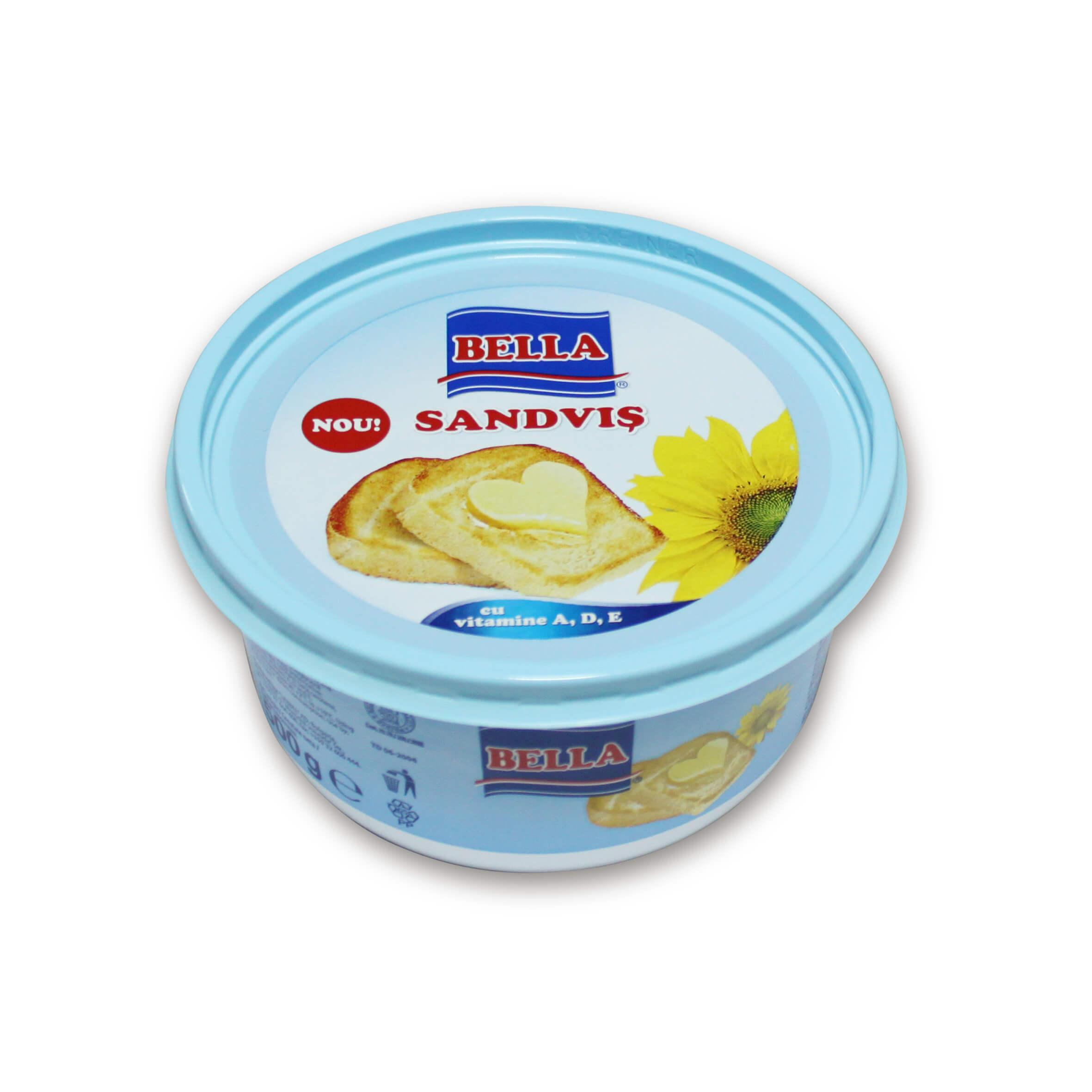 Bella Margarine Sandwich