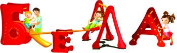 Bella Kids Playgrounds Logo