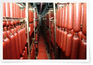Bella Food Holding - Larded Sausage