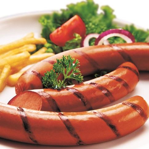 Bella Food Holding Sausages