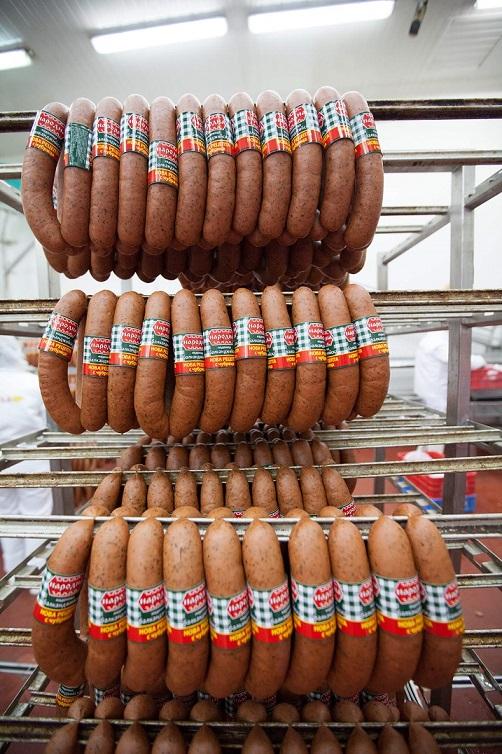 Naroden Sausages