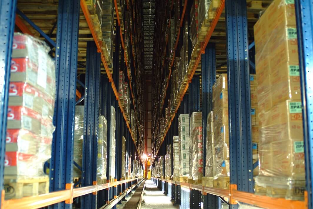 Fresh Logic Logistics Base
