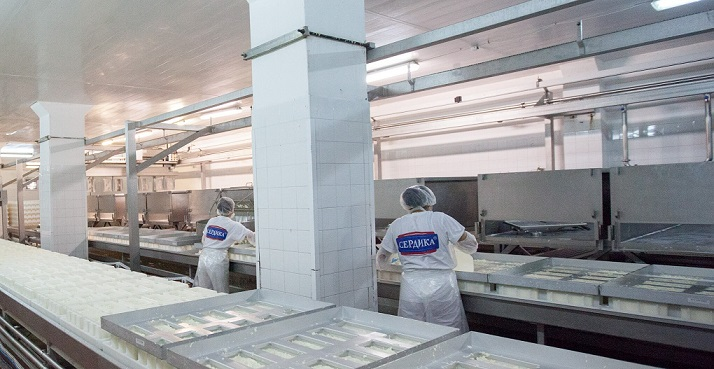 Mandra Rilci Milk Processing Plant